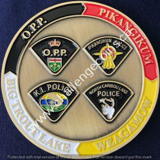 Ontario Provincial Police OPP - N.W Deployment Program