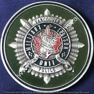 Vancouver Police Department - Military Liaison Unit