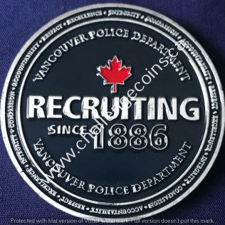 Vancouver Police Department - Recruiting Unit