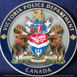 Victoria Police Department 160 years 1858-2018