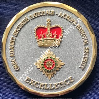 RCMP C Division - ACrops National Security Excellence