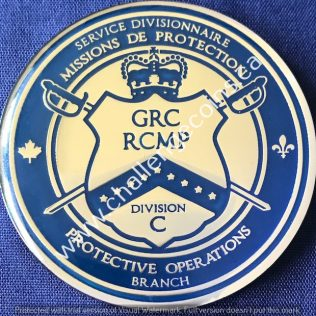 RCMP C Division - Protective Operations Gold