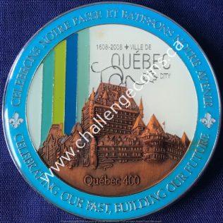 RCMP C Division - Quebec City 1608-2008 400 years