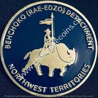 RCMP G Division - Behchoko Detachment