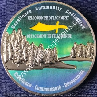 RCMP G Division - Yellowknife Detachment