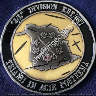 RCMP J Division - Emergency Response Team Black