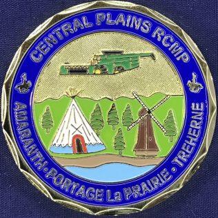 RCMP D Division - Central Plains