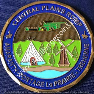 RCMP D Division Central Plains