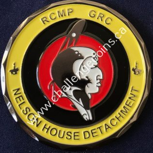 RCMP D Division Nelson House Detachment