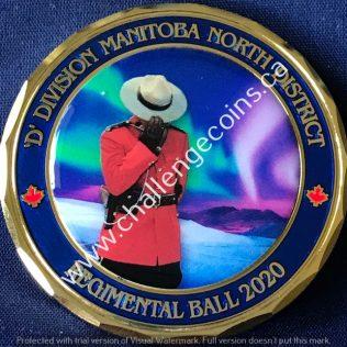 RCMP D Division - North District Regimental Ball 2020