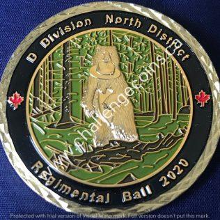 RCMP D Division North District Regimental Ball 2020