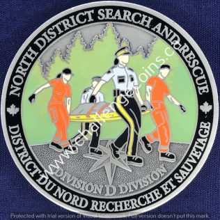 RCMP D Division - North District Search and Rescue