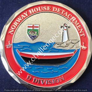 RCMP D Division Norway House Detachment