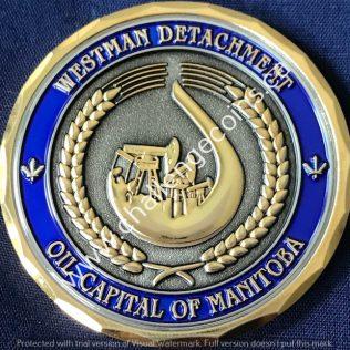 RCMP D Division - Westman Detachment