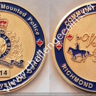 RCMP E Div Richmond 2014