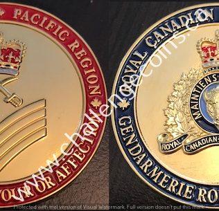 RCMP E Div Sgt Major