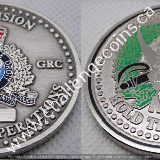 RCMP E Div Tac Troop