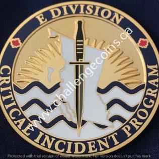 RCMP E Division Critical Incident Program