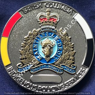 RCMP E Division Indigenous Policing Services