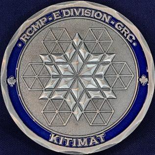 RCMP E Division Kitimat Detachment