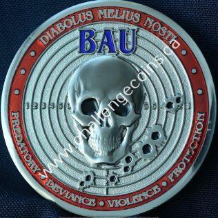RCMP E Division Major Crime - Behavioural Analysis Unit BAU