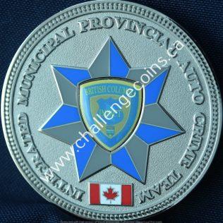 RCMP E Division Major Crime - Integrated Municipal Provincial Auto Crime Team IMPACT