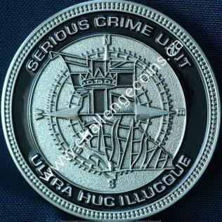 RCMP E Division Major Crime - Serious Crime Unit
