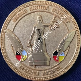 RCMP E Division Major Crime - Special Projects Gold