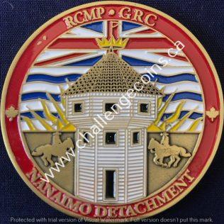 RCMP E Division Nanaimo Detachment