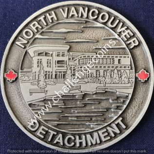RCMP E Division North Vancouver Detachment Volunteer