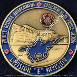 RCMP E Division - Prince George Detachment
