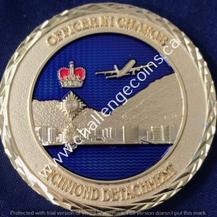 RCMP E Division - Richmond Detachment Officer in Charge