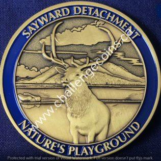 RCMP E Division Sayward Detachment