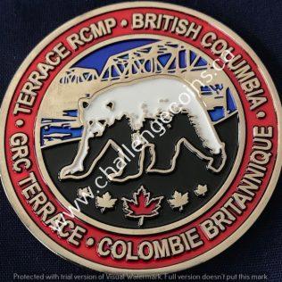 RCMP E Division - Terrace Detachment