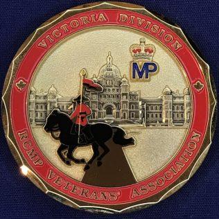 RCMP E Division Victoria Division Veterans