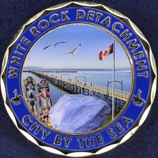 RCMP E Division White Rock Detachment