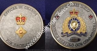 RCMP E Division Coquitlam OIC