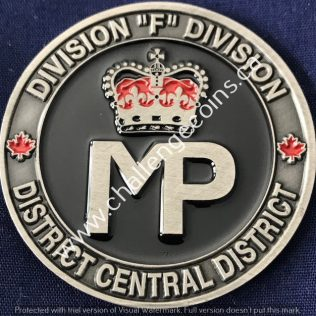 RCMP F Division - Central District
