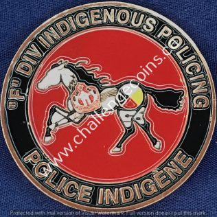 RCMP F Division - Indigenous Policing