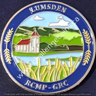 RCMP F Division Lumsden Detachment