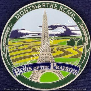 RCMP F Division - Montmartre Detachment