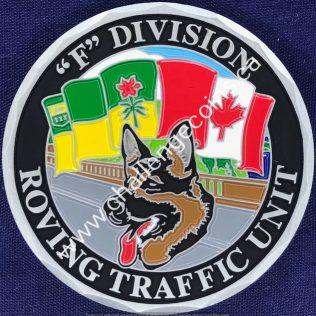 RCMP F Division - Roving Traffic Unit