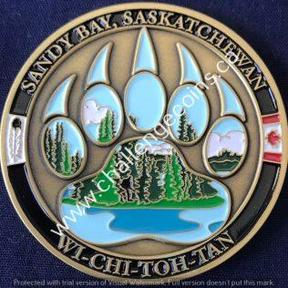 RCMP F Division Sandy Bay Detachment