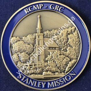 RCMP F Division Stanley Mission Detachment