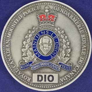 RCMP G Division - Divisional Information Officer DIO