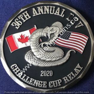 RCMP Generic 36th Annual Challenge Cup Relay 2020