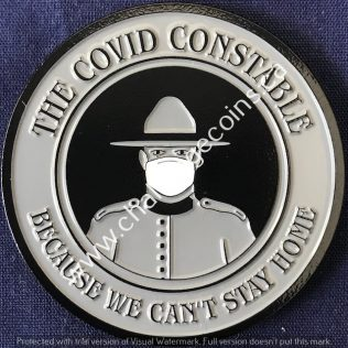 RCMP Generic Covid-19 Pandemic