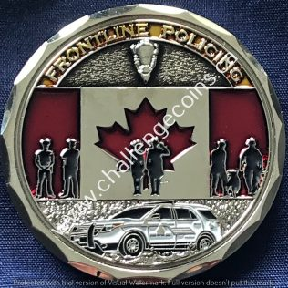 RCMP Generic Frontline Policing
