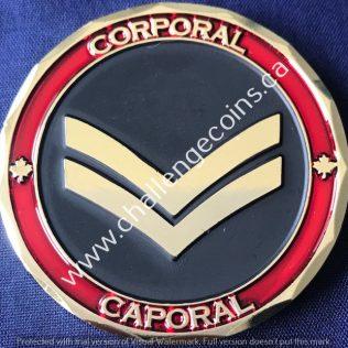 RCMP Generic - Horse Logo Corporal