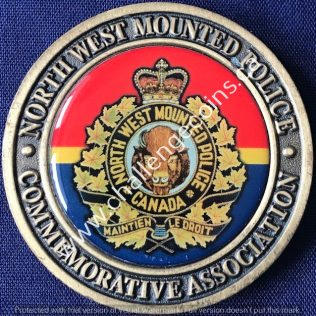 RCMP Generic - North West Mounted Police Commemorative Association